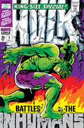 Incredible Hulk Special Vol 1 1
