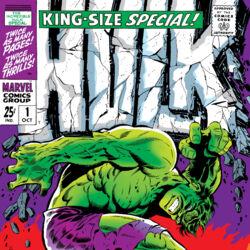 Incredible Hulk Special Vol 1 1