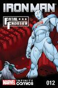 Iron Man Fatal Frontier Infinite Comic Vol 1 12