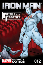 Iron Man Fatal Frontier Infinite Comic Vol 1 12