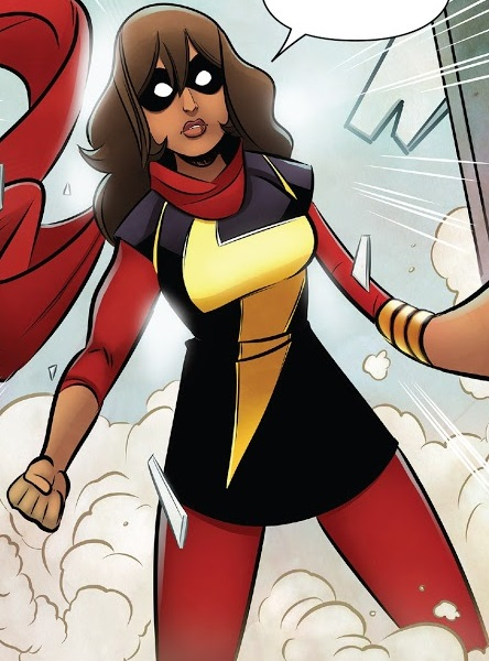 Kamala Khan (Earth-36701)