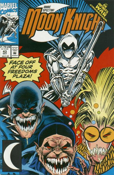 Marc Spector: Moon Knight Vol 1 43