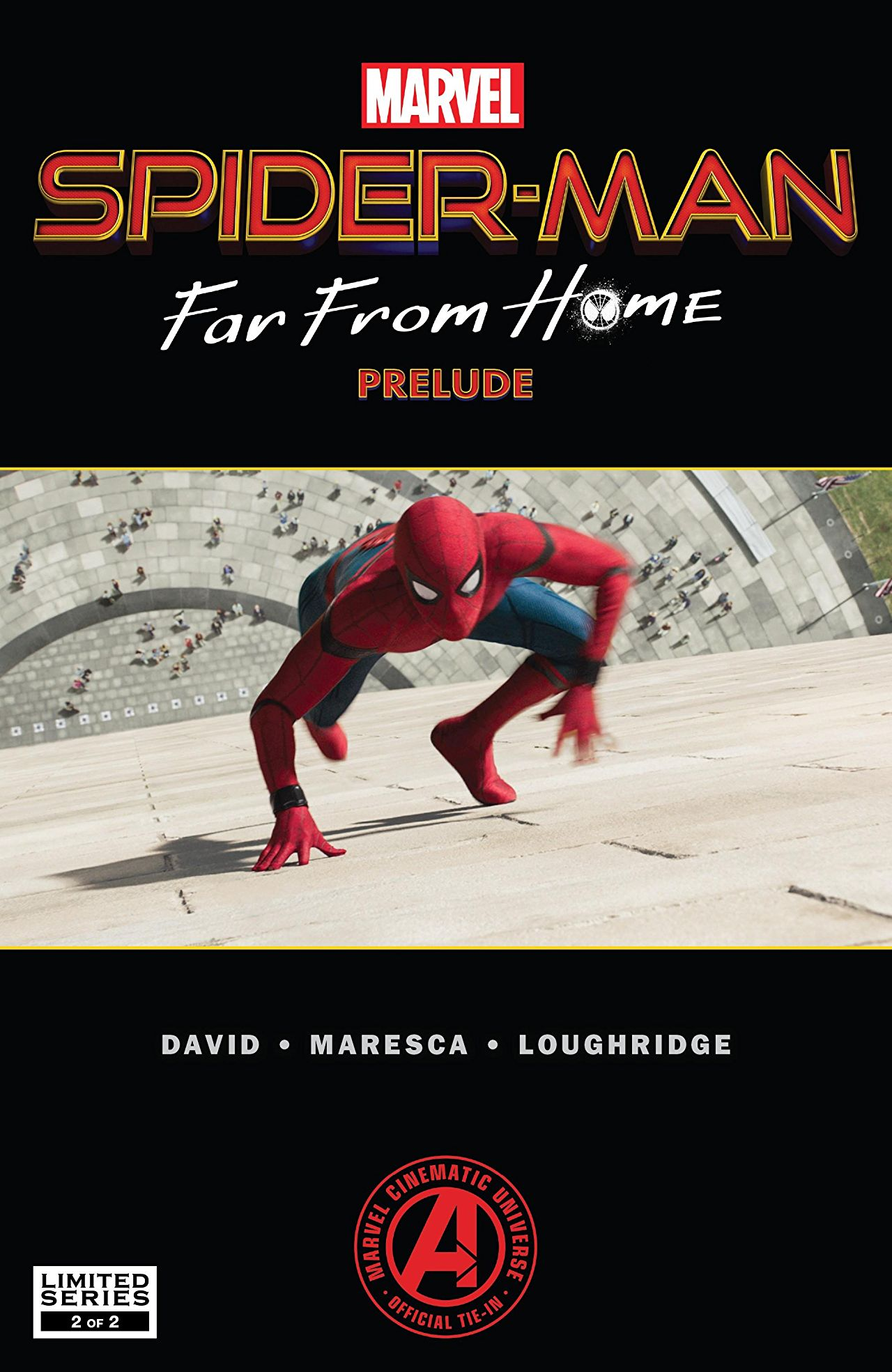 Marvel's Spider-Man: Far From Home Prelude Vol 1 2