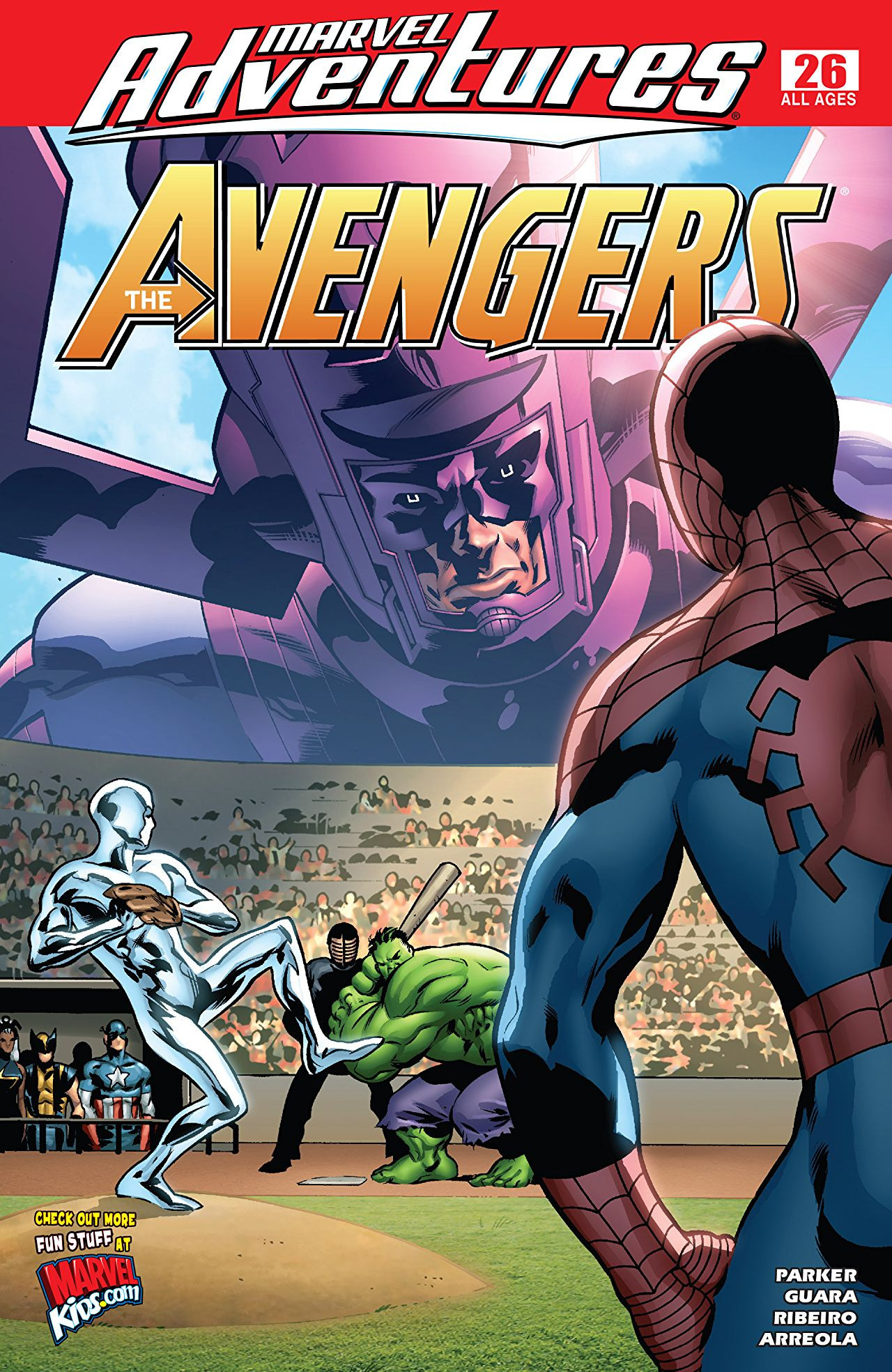 Marvel Adventures: The Avengers Vol 1 26