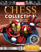 Marvel Chess Collection Vol 1 2