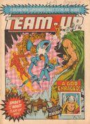Marvel Team-Up (UK) Vol 1 21