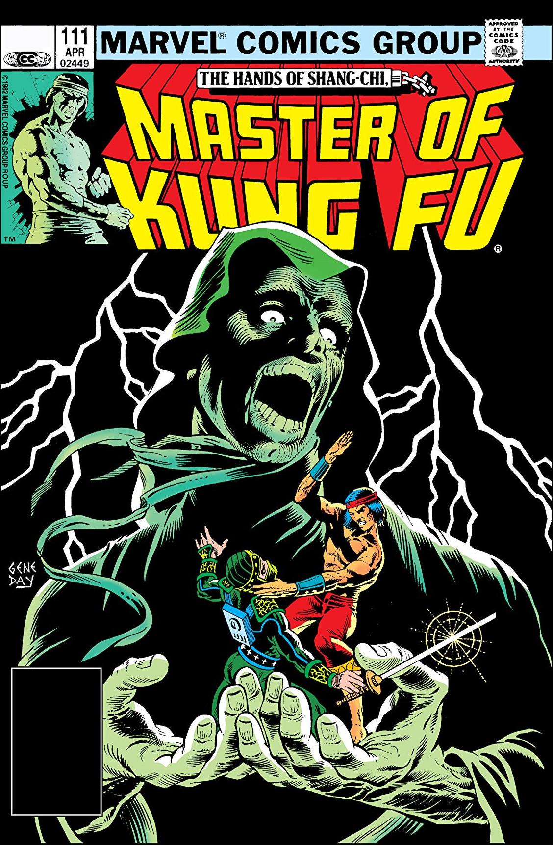 Master of Kung Fu Vol 1 111