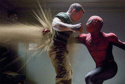 Peter Parker (Earth-96283) and Flint Marko (Earth-96283) from Spider-Man 3 (film) 0001.jpg