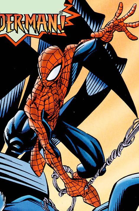 Peter Parker (Earth-TRN566)