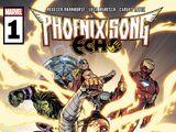 Phoenix Song: Echo Vol 1 1