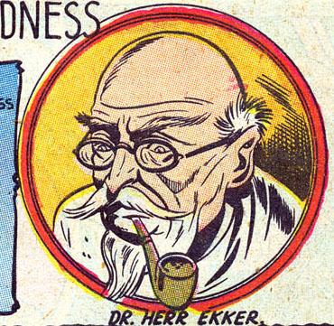 Ross Ekker (Earth-616)