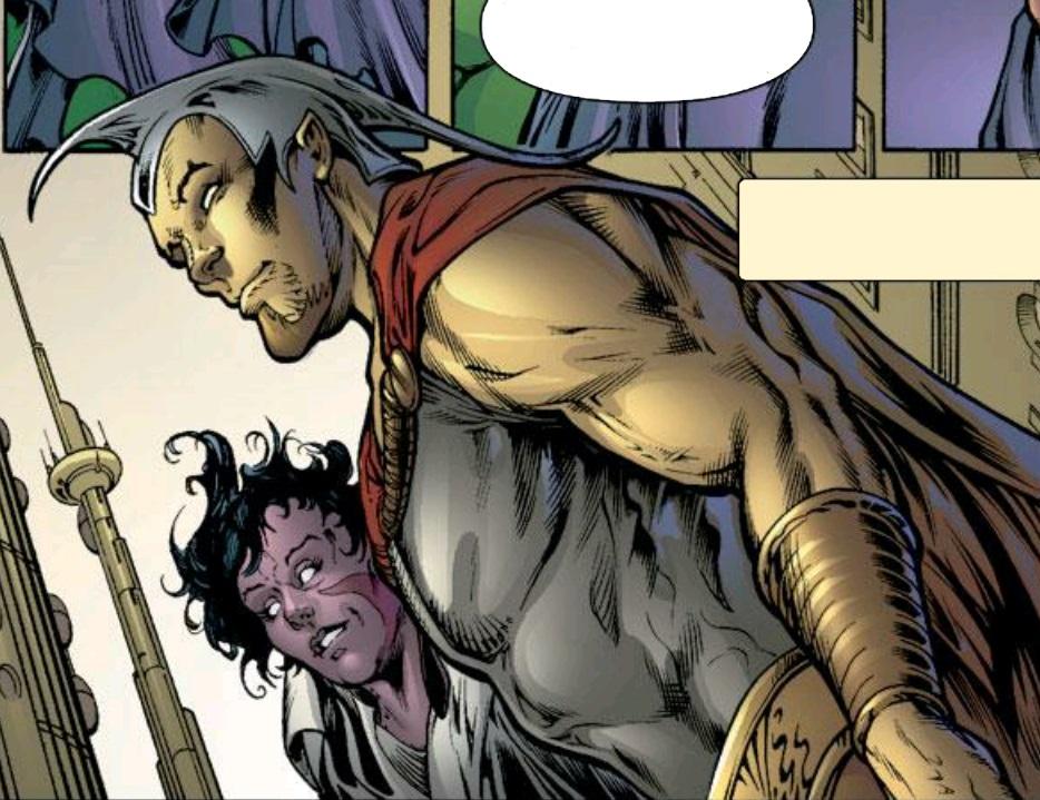 San's Father (Earth-616)