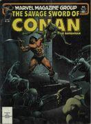 Savage Sword of Conan Vol 1 72