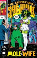 Sensational She-Hulk Vol 1 33