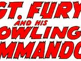 Sgt. Fury Vol 1