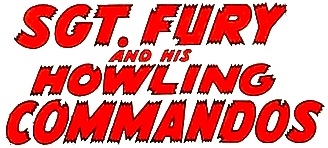 Sgt Fury and his Howling Commandos Vol 1