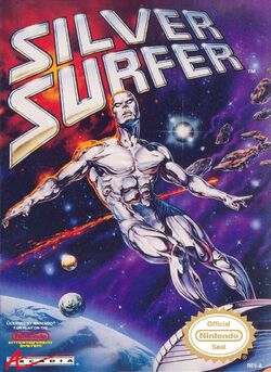 Silver Surfer (video game)