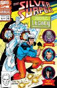 Silver Surfer Annual Vol 1 6