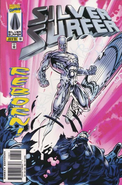 Silver Surfer Vol 3 118
