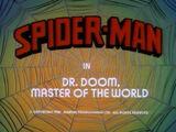 Spider-Man (1981 animated series) Season 1 2