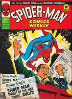 Spider-Man Comics Weekly Vol 1 119