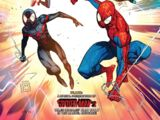 Spider-Man: Enter the Spider-Verse Vol 1 1