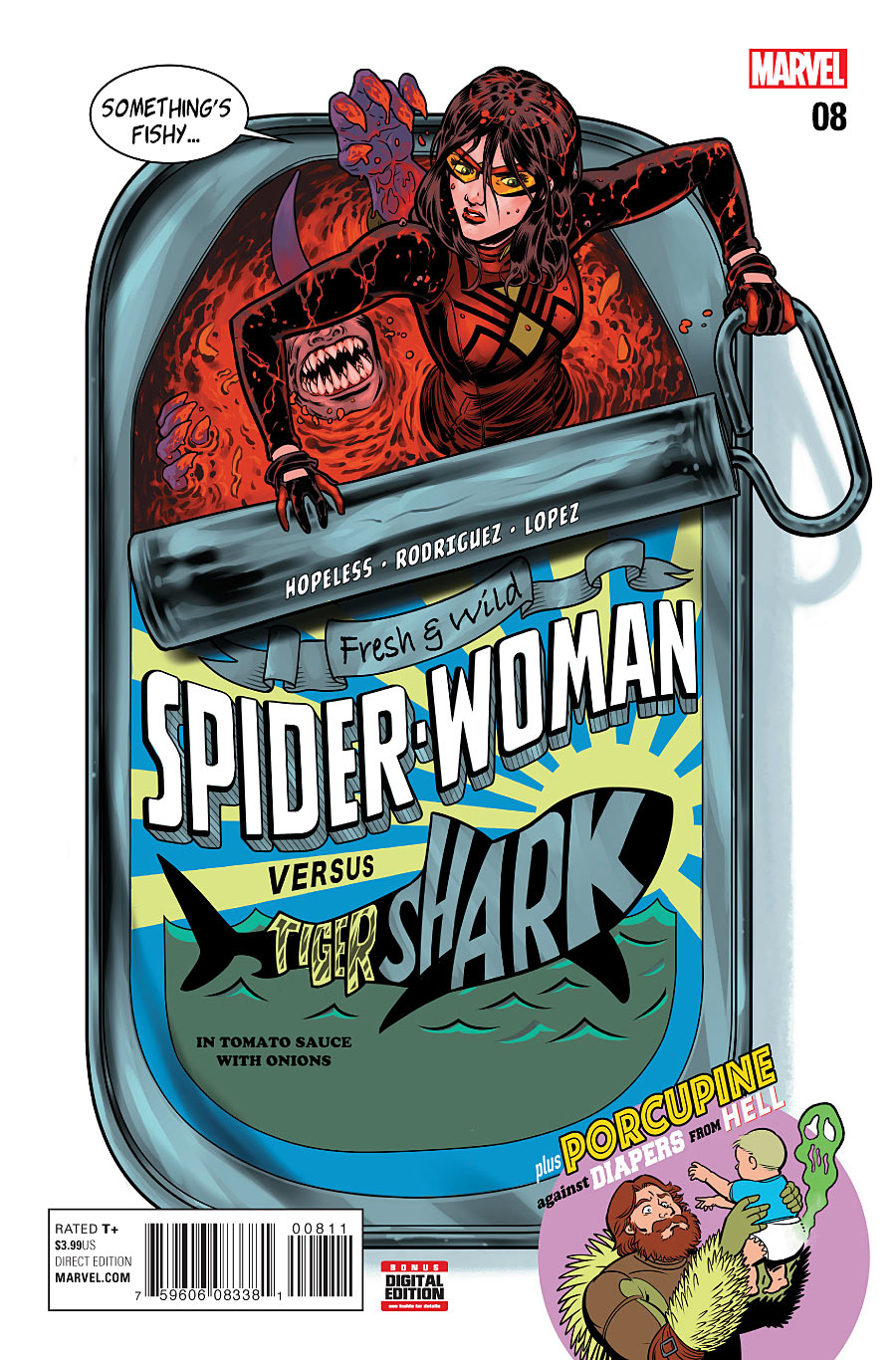 Spider-Woman Vol 6 8