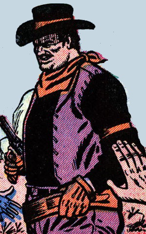 Stone (Old West) (Earth-616)
