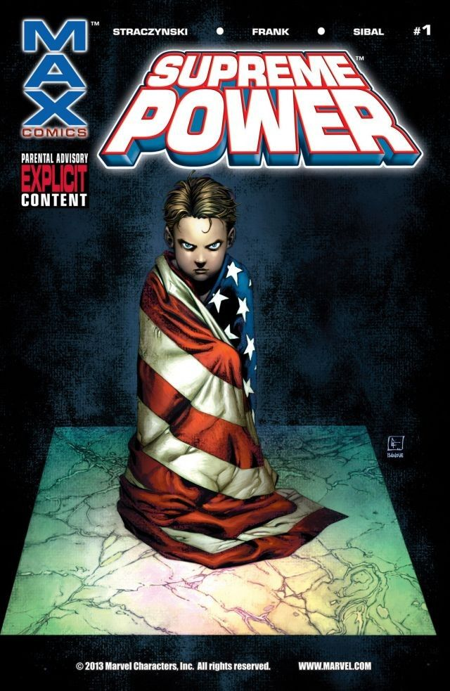 Supreme Power Vol 1 1