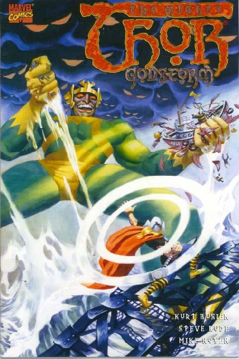 Thor: Godstorm Vol 1 3