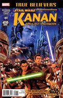 True Believers Kanan Vol 1 1