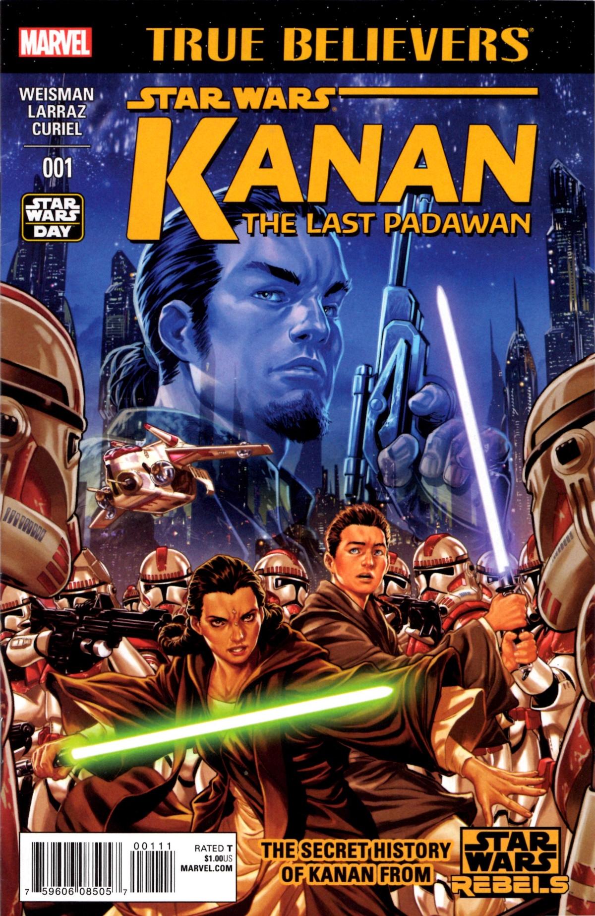 True Believers: Kanan Vol 1 1