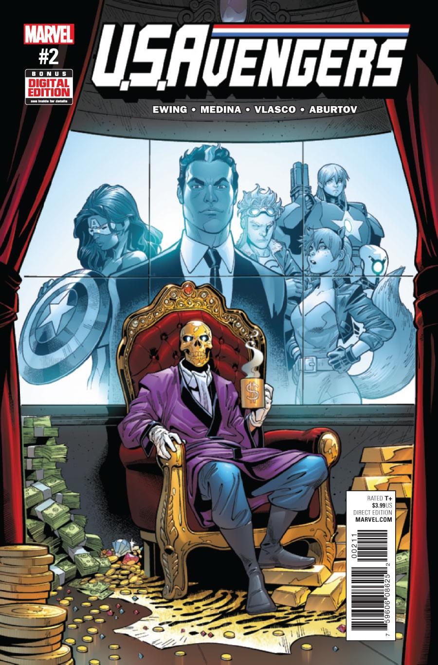 U.S.Avengers Vol 1 2