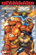 Ultimate Fantastic Four X-Men Vol 1 1