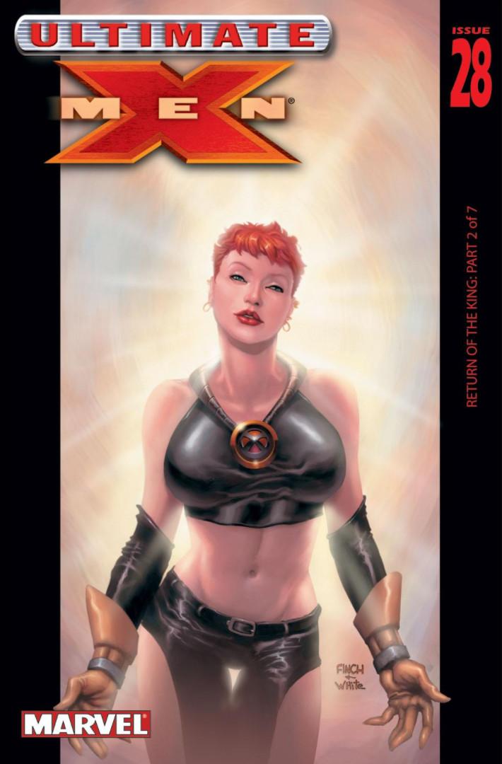 Ultimate X-Men Vol 1 28