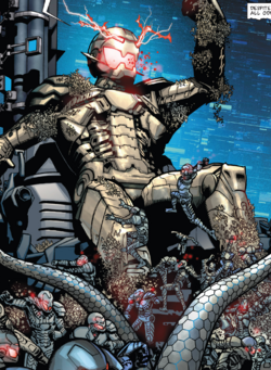 Ultron (Earth-14622) from What If Age of Ultron Vol 1 1 003.png