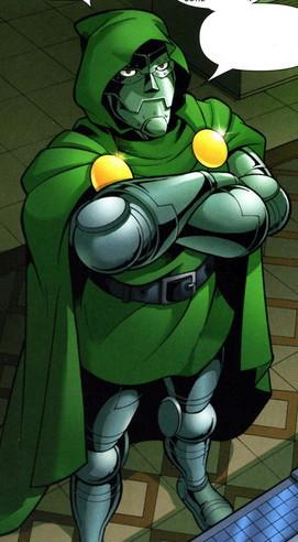 Victor von Doom (Earth-5631)