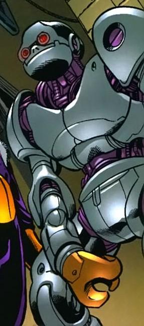 War-Walkers (Earth-20051)