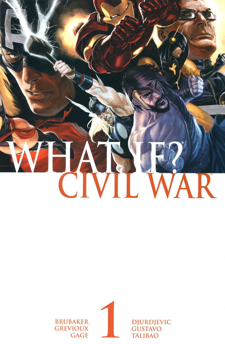 What If? Civil War Vol 1