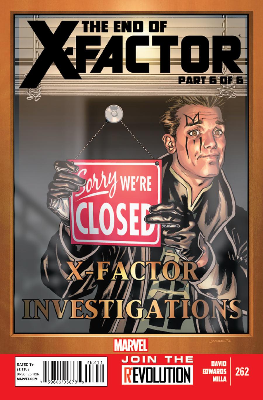 X-Factor Vol 1 262