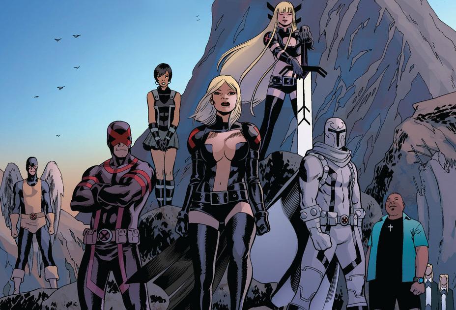 X-Men (New Charles Xavier School) (Earth-616) from X-Men Vol 4 5 001.jpg