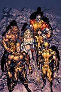 X-Men Phoenix Warsong Vol 1 1 Textless