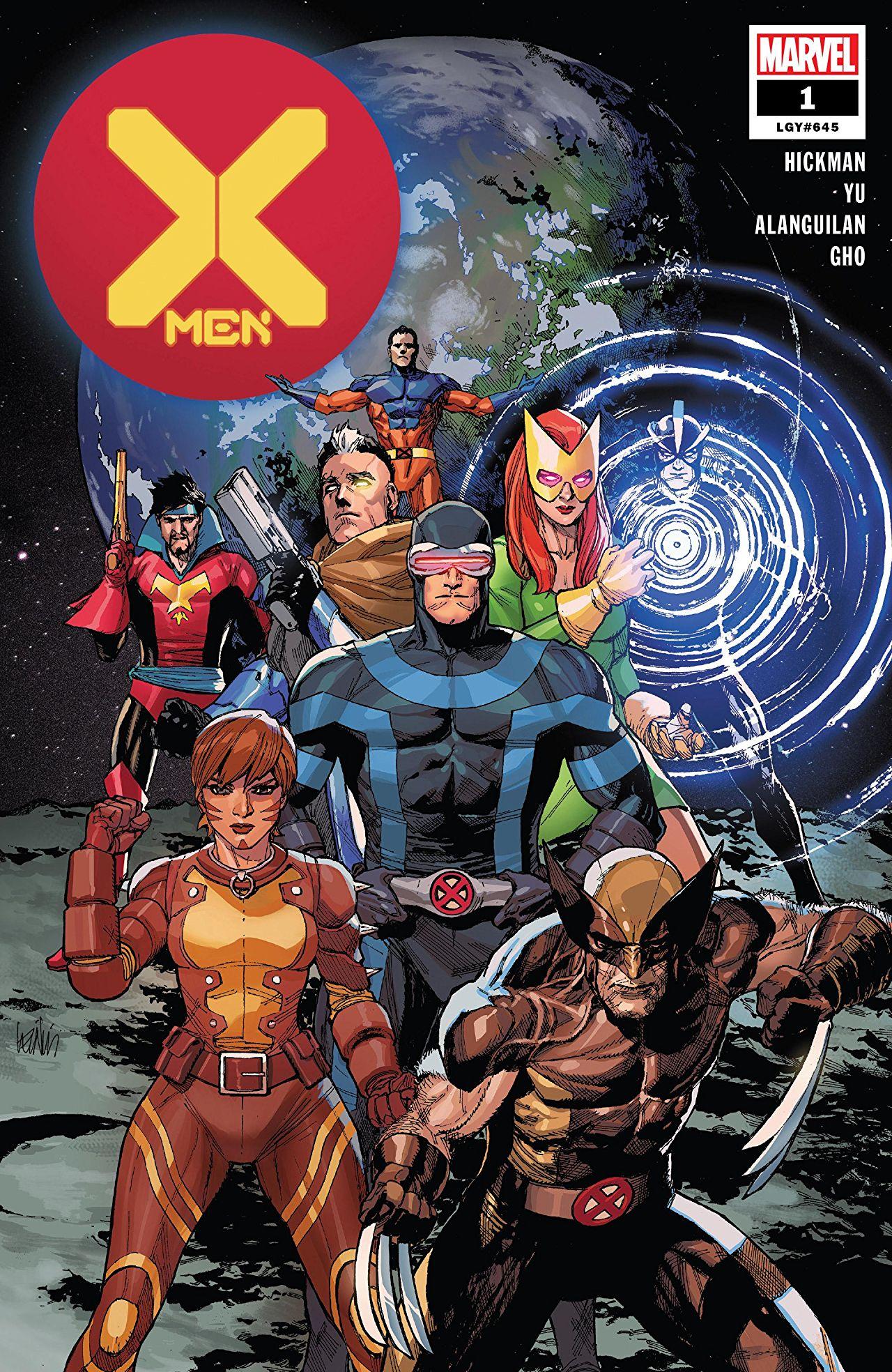 X-Men Vol 5