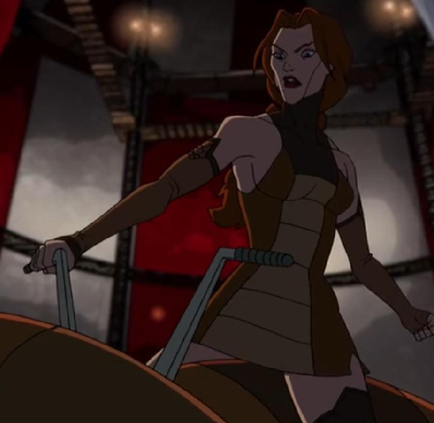Zelda DuBois (Earth-12041)
