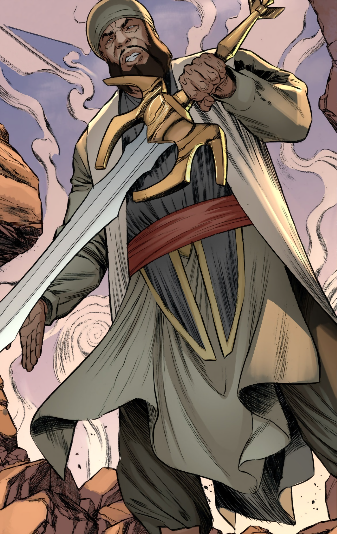 Abu Mussan (Earth-616)