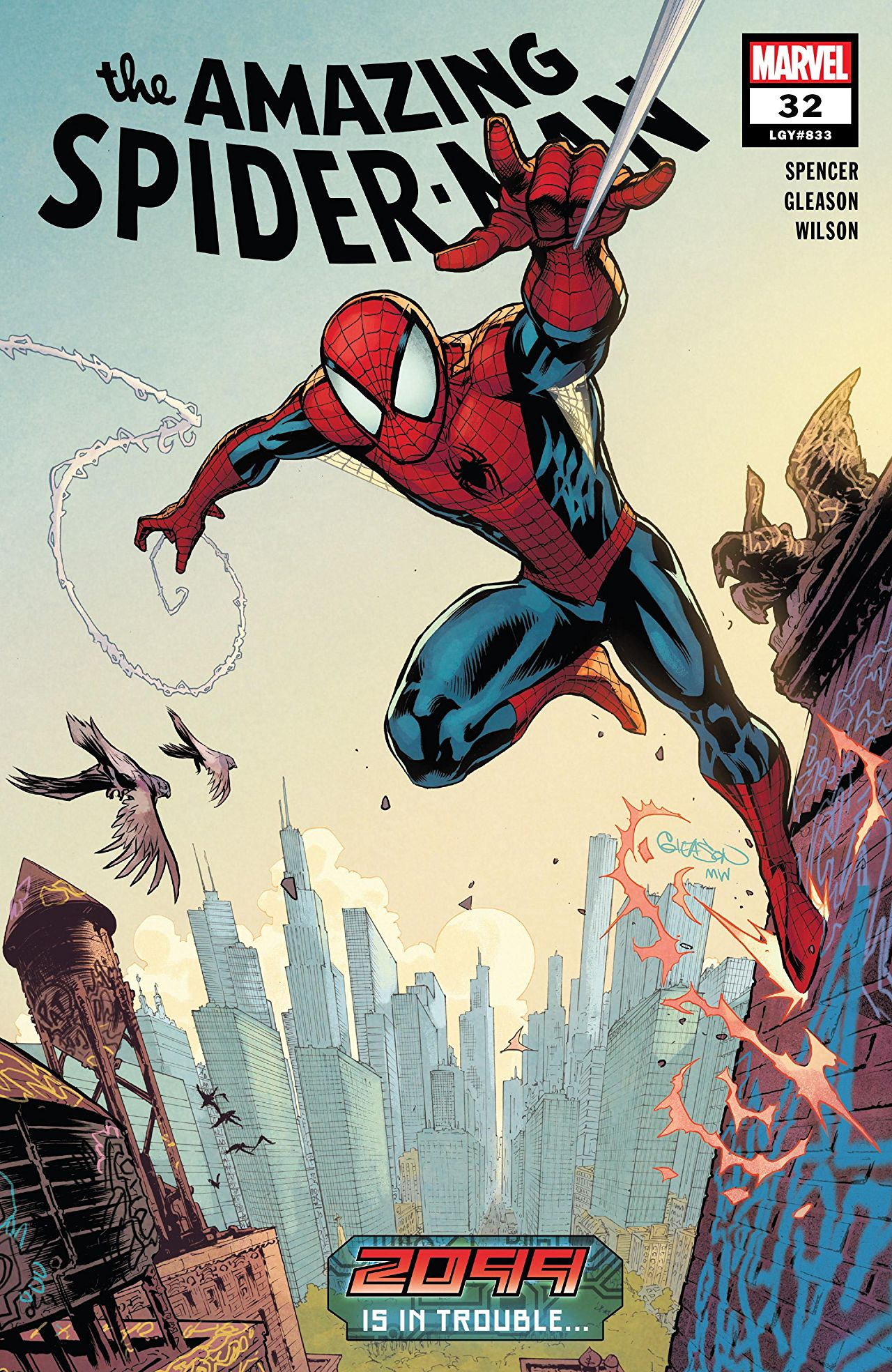 Amazing Spider-Man Vol 5 32
