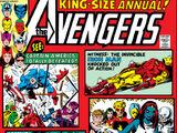Avengers Annual Vol 1 10