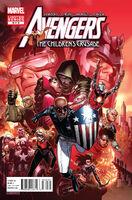Avengers The Children's Crusade Vol 1 9