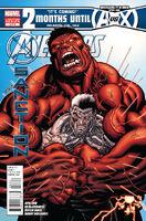 Avengers X-Sanction Vol 1 3