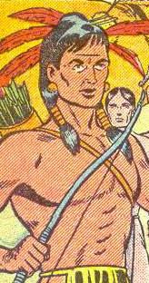 Bright Eagle (Earth-616)